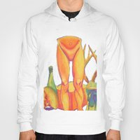 legs Hoodies featuring Legs by Brittany Ketcham