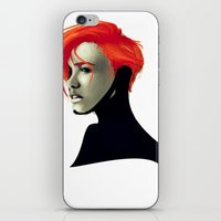 sci fi iPhone & iPod Skins featuring SCi by Noah Ocean