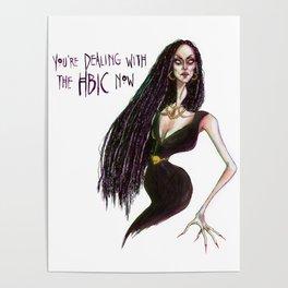 Marie Laveau Poster