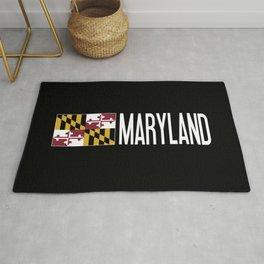 Maryland: Marylander Flag & Maryland Rug