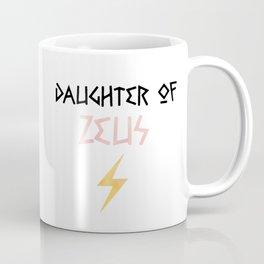 daughter of zeus Coffee Mug