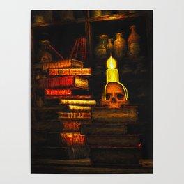 Books Of Magic Poster