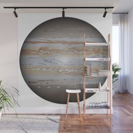 Planet Jupiter Wall Mural