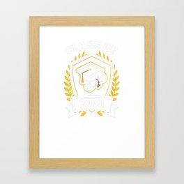 Class-of-2033---Class-of-2033-Graduation-T-Shirt---Sao-chép Framed Art Print