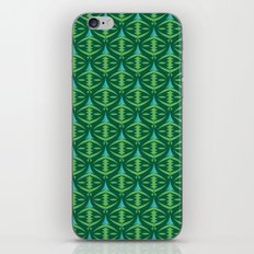 Forest Guardians Pattern iPhone & iPod Skin