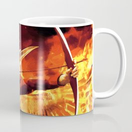 The Mockingjay Coffee Mug