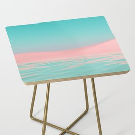 Pink Beach Side Table