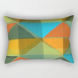 Harlequin 1 Rectangular Pillow