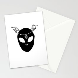Dear Alien Stationery Cards