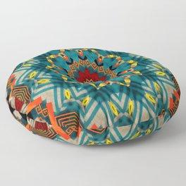 Spiral Mind Floor Pillow