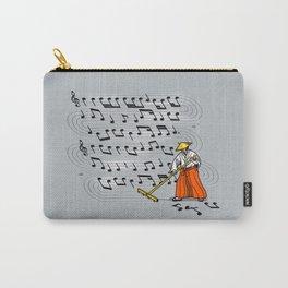 Japanese Zen Garden Song Carry-All Pouch