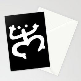 Coqui Taino - White Stationery Cards