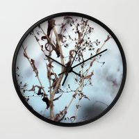 poem Wall Clocks featuring poem building by Sarah E. Roy