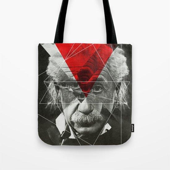 Albert E Mix 3c Tote Bag