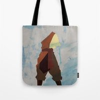 aang Tote Bags featuring Aang by JHTY