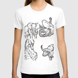 Earthlings part 1. T-shirt
