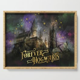Forever H Serving Tray