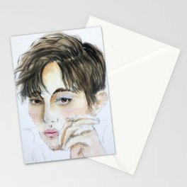 Kazakh Eyes Stationery Cards