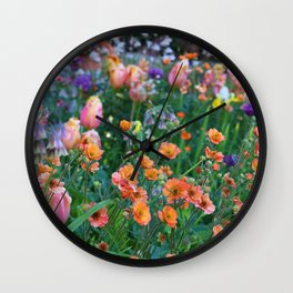 Patthana Garden In Ireland 001 Wall Clock