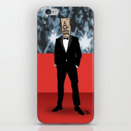 I Am Not Famous Anymore iPhone Skin