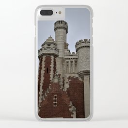 turrets Clear iPhone Case