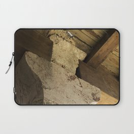 Structural element of ancient greece architecture. (natural version) Laptop Sleeve