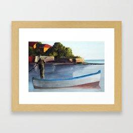 isola Framed Art Print