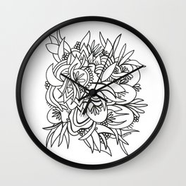 Little Spicy Wall Clock
