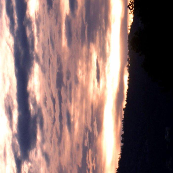 Cotton Candy Sunrise - South Lake Tahoe, California Leggings