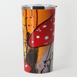 Magic Mushrooms Travel Mug