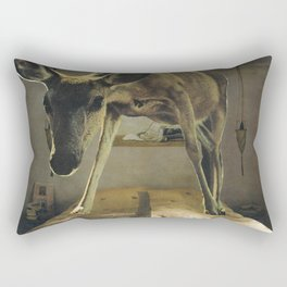 Bedroom eyes Rectangular Pillow