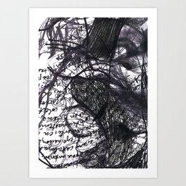 Vuelvo a mí IV Art Print