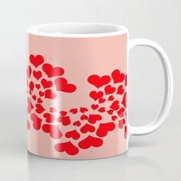 Fractal of Love (Valentine's Day) Coffee Mug