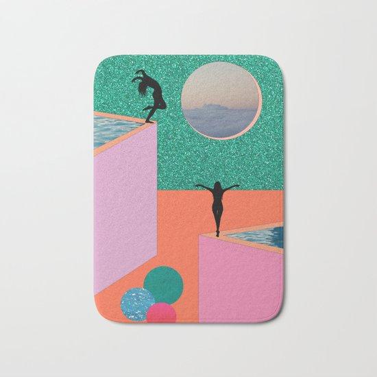 EAT A DICK / YOU SELFISH PRICK Bath Mat