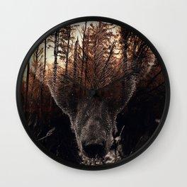 Raw Nature - Stian Norum collab Wall Clock