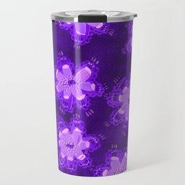 Violet Hill Rose Travel Mug
