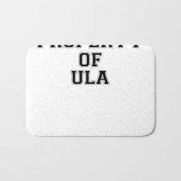 Property of ULA Bath Mat