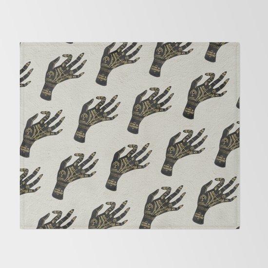 Palmistry by catcoq