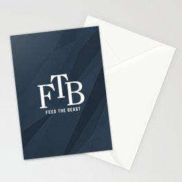 FTB Logo Stationery Cards