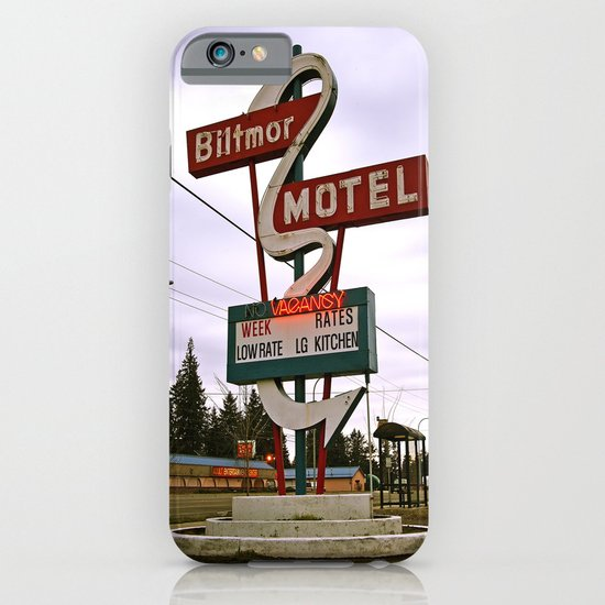 Biltmore Motel iPhone & iPod Case