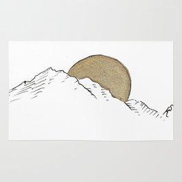 Golden Hills Rug