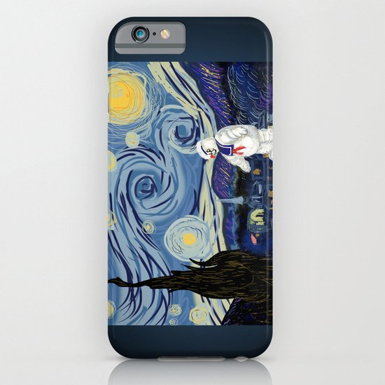 Stay Puff Night iPhone & iPod Case
