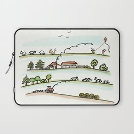 Country Life Laptop Sleeve
