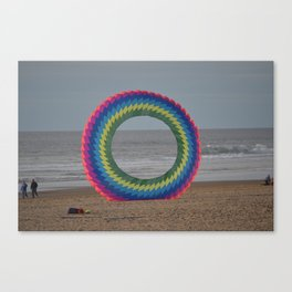 Gateway to the Pacific Canvas Print