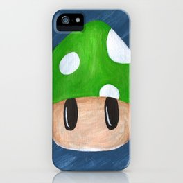 1Up in the Sky iPhone Case