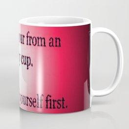 Take Care! Coffee Mug