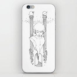Baco Gates iPhone Skin