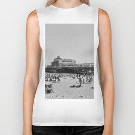 Bournemouth Pier - Summer In England Biker Tank
