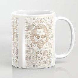Knitted Dude Coffee Mug