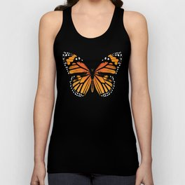 Monarch Butterfly | Vintage Butterfly | Unisex Tank Top